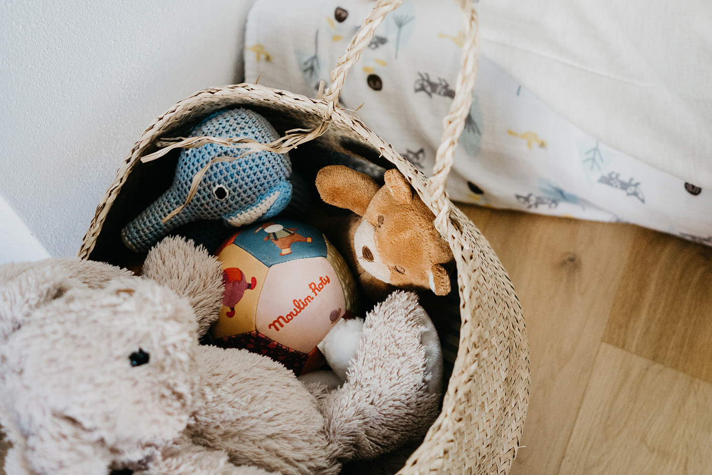 rebecca rinaldi  family photography.   toy basket details.