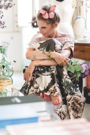 Rebecca Rinaldi Photography: Servizi fotografici pre brand | lookbook Camilla Spallarossa