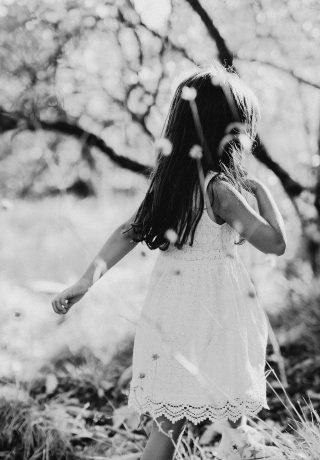 Tramonto nel Bosco | Servizo fotografico bambini e famiglia