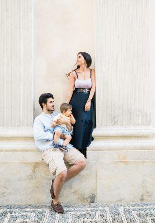 Happy in Camogli | Servizio fotografico di famiglia